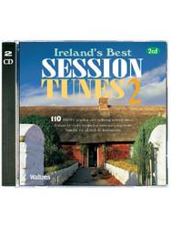 110 Irelands Session Tunes Vol 2 CD