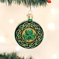 Celtic Brooch Ornament