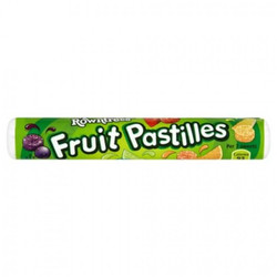 Rowntree Fruit Pastilles Roll