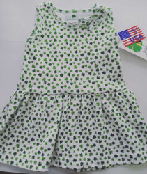 Shamrock Keyhole Dress