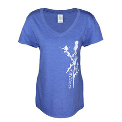 Scottish Thistle Women's Tee