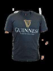 Guinness Navy Harp Tee