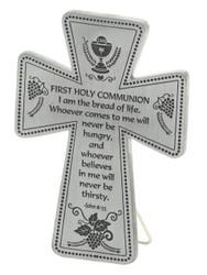 1st Communion 5 inch Standing Cross