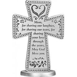 Mom 3 inch Standing Cross