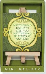 Celtic Mini Gallery Plaque