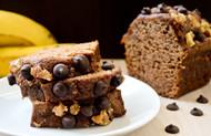 Chocolate Chip Banana Bread | Santa Barbara Chocolate