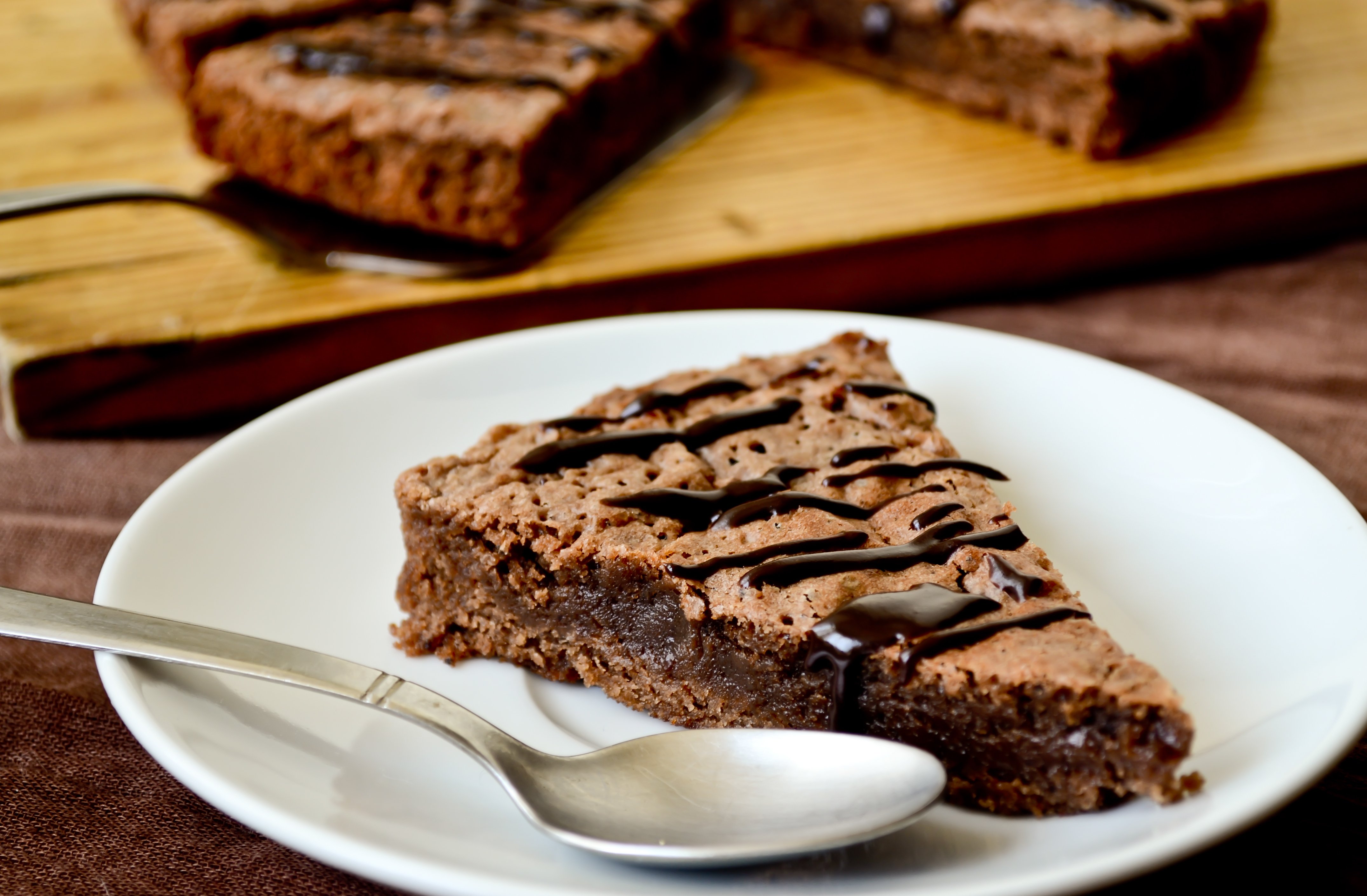 Organic Flourless Chocolate Cake Recipe