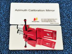 Azimuth Calibration Mirror