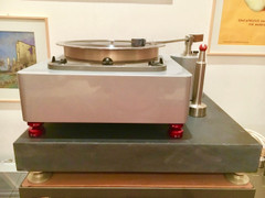 Turntable - Garrard