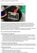 [Manual] - Cartridge Alignment Block