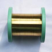 Pure silver tonearm wire