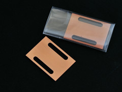 Headshell extra weight Material: Pure copper Dimension: 17.8 x 25.0 x 1.0 (mm) Weight: 3.25g