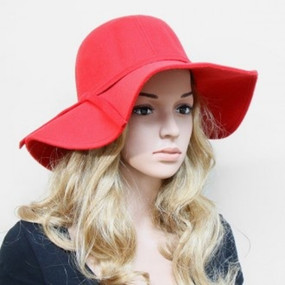 DOLL HAT Red