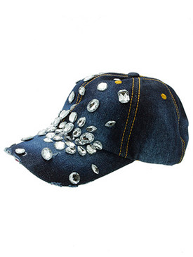 DARK DENIM STONE HAT
