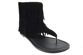 FRINGE Doll Black
