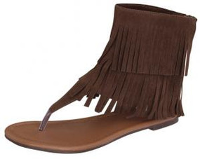 FRINGE Doll Brown