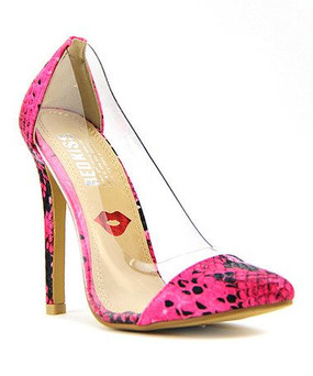 RUNWAY FEVER Pink