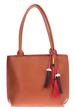 CHIC TOTE Brown