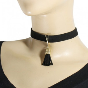 TRACY CHOKER Black
