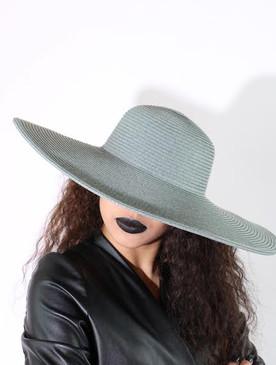 FLOPPY HAT khaki