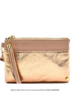 ROSE GOLD BLUSH WRISTLET