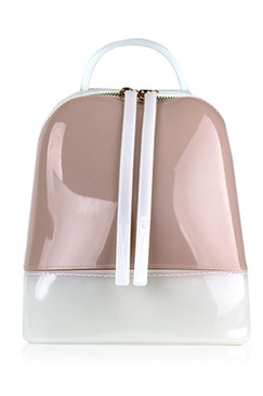 JELLY MINI BACKPACK Nude