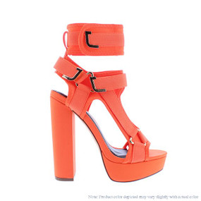 GLAMMY Neon Orange