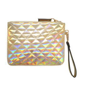 HOLO CLUTCH Gold