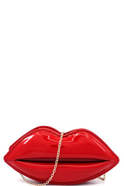 RED KISS Clutch