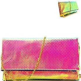 FOLD CLUTCH Hologram