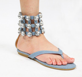 SASSY BLING Denim