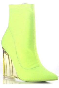 MYSTIC Neon Yellow
