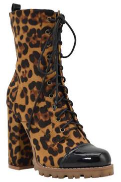 COMBAT BABE Leopard