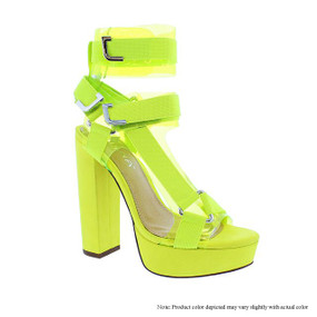 GLAMMY REMIX Neon Yellow