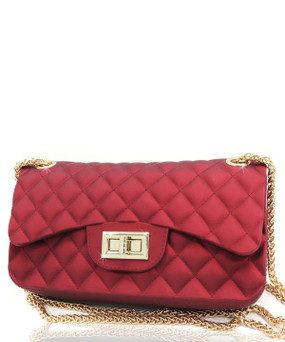 QUILT JELLY Red