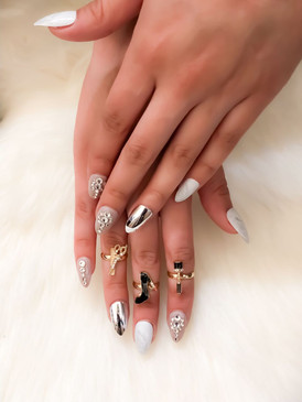 BABE MIDI RING SET