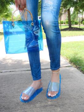 SLAY ALL Blue