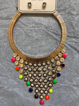 FANCY NECKLACE Multi