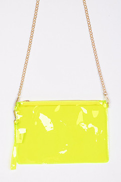 THE ONE PURSE Lime