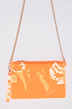 THE ONE PURSE Orange