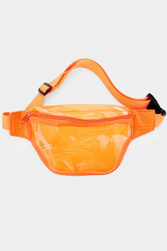 NEON CLEAR FANNY Orange