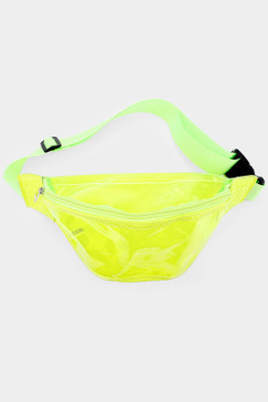 NEON CLEAR FANNY Yellow