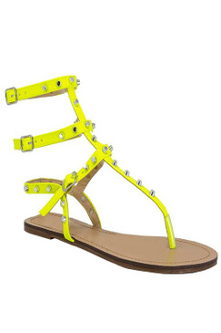 ASHER Neon Yellow
