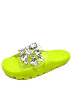 FRESH ICE NEON YELLOW