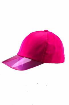 FRESH HAT Neon Pink