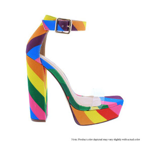 GLAM QUEEN Rainbow