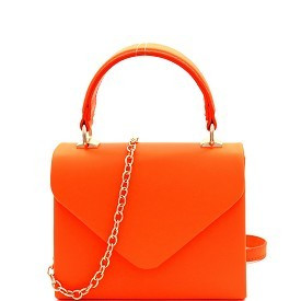MINI GLAM Neon Orange