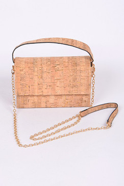 BOX CLUTCH Cork