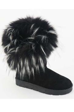 SNOW GLAM BLACK