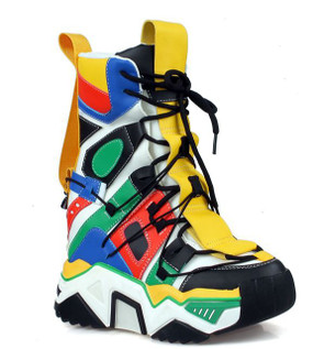 MULTI SWAG SNEAKERS